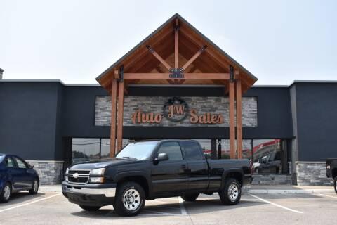2007 Chevrolet Silverado 1500 Classic for sale at JW Auto Sales LLC in Harrisonburg VA