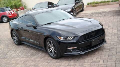 2016 Ford Mustang for sale at Cars-KC LLC in Overland Park KS