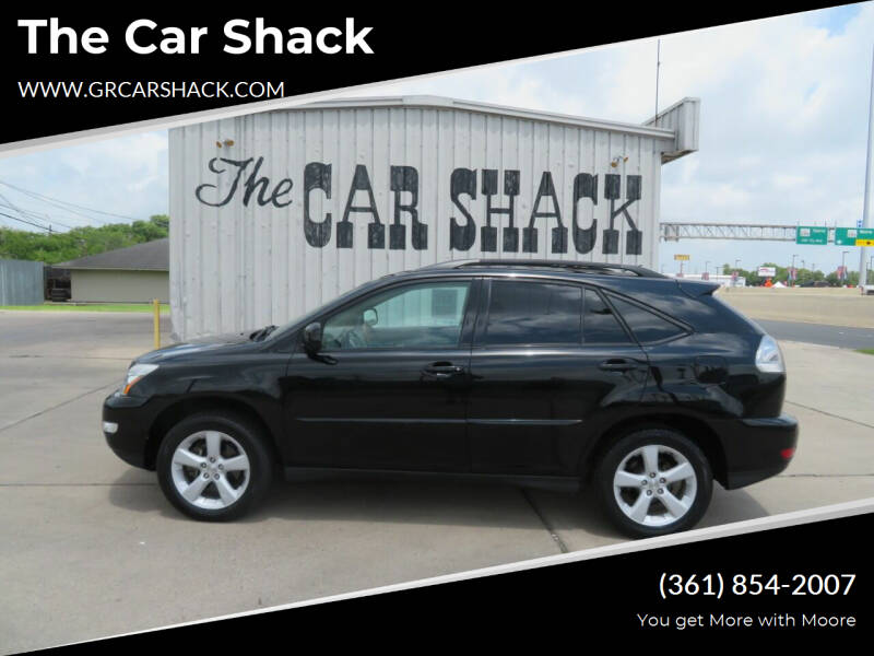 2006 Lexus RX 330 for sale at The Car Shack in Corpus Christi TX