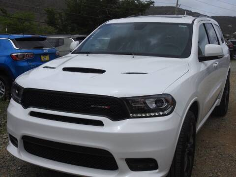 2020 Dodge Durango for sale at Caribbean Auto Mart -C in St Thomas VI
