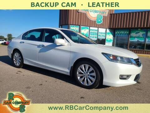 2013 Honda Accord for sale at R & B Car Co in Warsaw IN