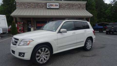 2012 Mercedes-Benz GLK for sale at Driven Pre-Owned in Lenoir NC