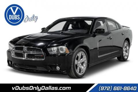 2014 Dodge Charger for sale at VDUBS ONLY in Dallas TX