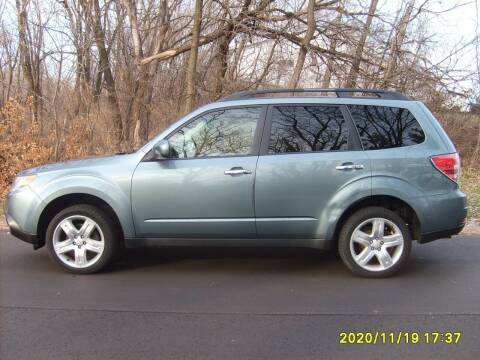 2009 Subaru Forester for sale at Northport Motors LLC in New London WI