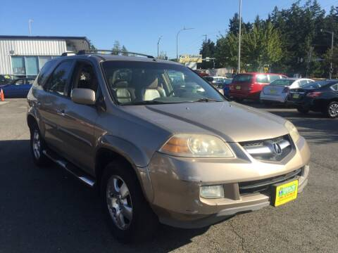 2004 Acura MDX for sale at Federal Way Auto Sales in Federal Way WA