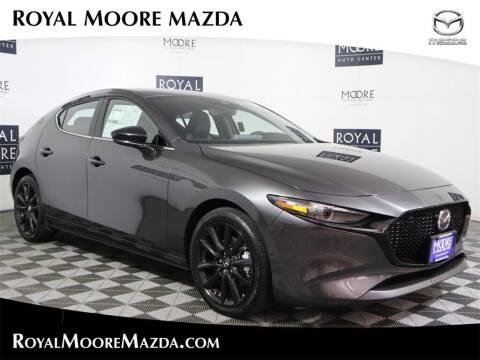 2021 Mazda Mazda3 Hatchback for sale at Royal Moore Custom Finance in Hillsboro OR