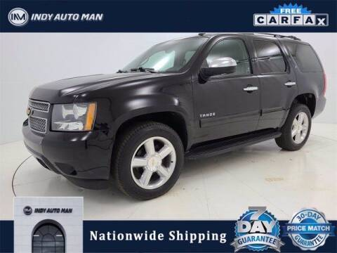 2014 Chevrolet Tahoe for sale at INDY AUTO MAN in Indianapolis IN