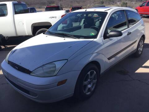 2001 Ford Focus for sale at Troys Auto Sales in Dornsife PA