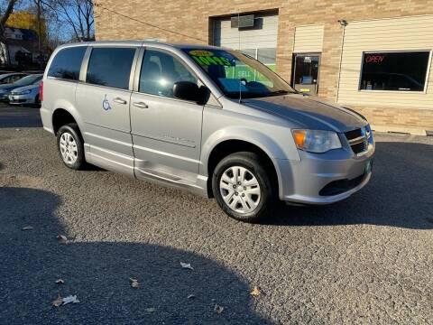 2014 Dodge Grand Caravan for sale at BK2 Auto Sales in Beloit WI