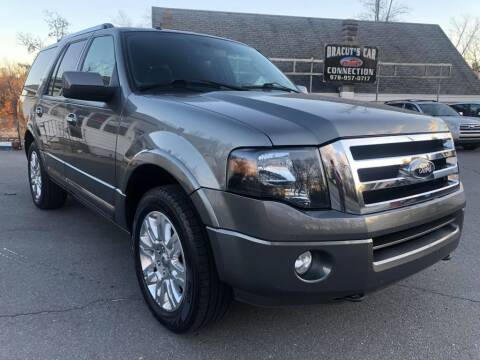 2012 Ford Expedition for sale at Dracut's Car Connection in Methuen MA
