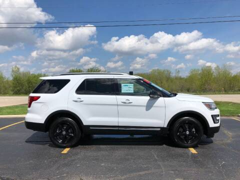2016 Ford Explorer for sale at Fox Valley Motorworks in Lake In The Hills IL
