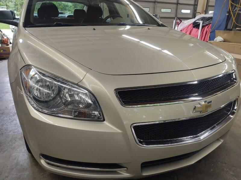 2011 Chevrolet Malibu for sale at Lanier Motor Company in Lexington NC