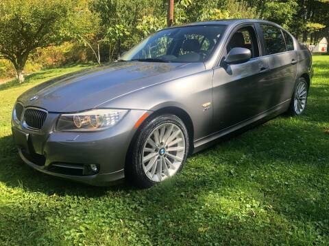2011 BMW 3 Series for sale at D & M Auto Sales & Repairs INC in Kerhonkson NY