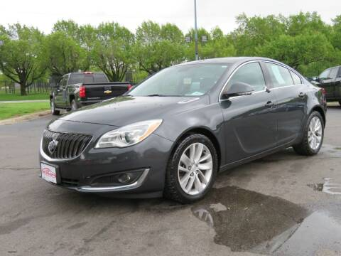 2015 Buick Regal for sale at Low Cost Cars North in Whitehall OH