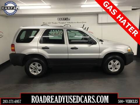 2005 Ford Escape for sale at Road Ready Used Cars in Ansonia CT
