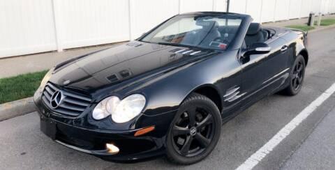 2003 Mercedes-Benz SL-Class for sale at MFT Auction in Lodi NJ