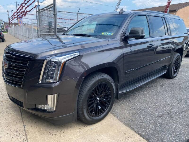 2017 Cadillac Escalade ESV for sale at The PA Kar Store Inc in Philadelphia PA