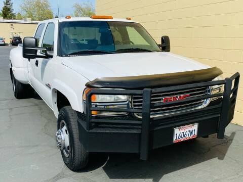 2002 GMC Sierra 3500 for sale at Auto Zoom 916 Rancho Cordova in Rancho Cordova CA