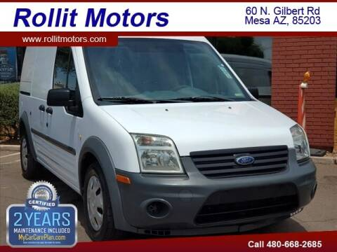 2011 Ford Transit Connect for sale at Rollit Motors in Mesa AZ