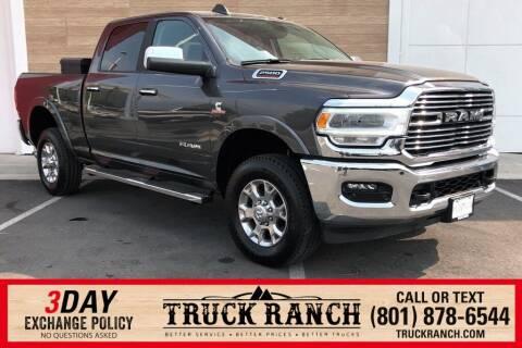 2020 RAM Ram Pickup 2500 for sale at Truck Ranch in American Fork UT