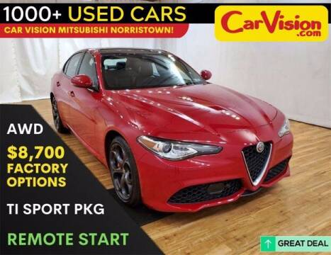 2020 Alfa Romeo Giulia for sale at Car Vision Buying Center in Norristown PA