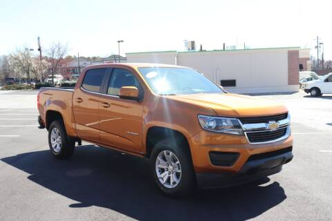 2017 Chevrolet Colorado for sale at Auto Guia in Chamblee GA
