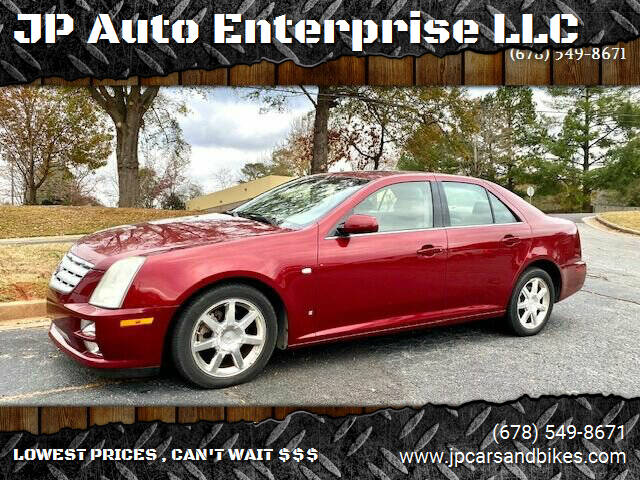 2007 Cadillac STS for sale at JP Auto Enterprise LLC in Duluth GA