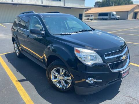 2015 Chevrolet Equinox for sale at D3 Auto Sales in Des Arc AR