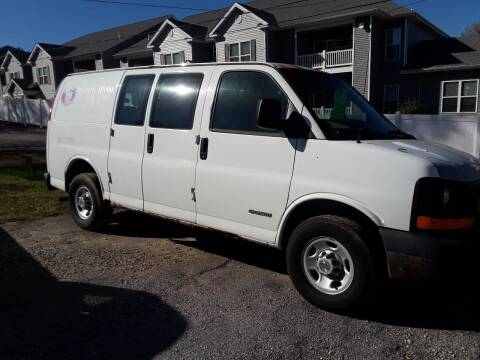 2003 Chevrolet Express Cargo for sale at BBC Motors INC in Fenton MO