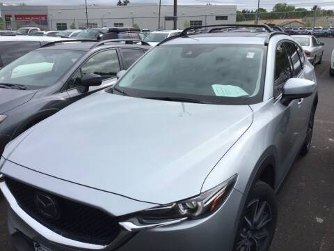 2018 Mazda CX-5 for sale at Royal Moore Custom Finance in Hillsboro OR