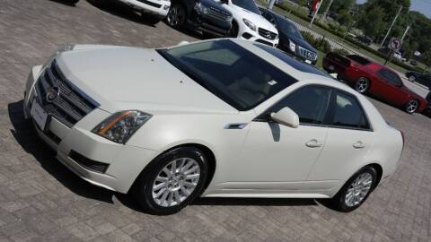 2011 Cadillac CTS for sale at Cars-KC LLC in Overland Park KS
