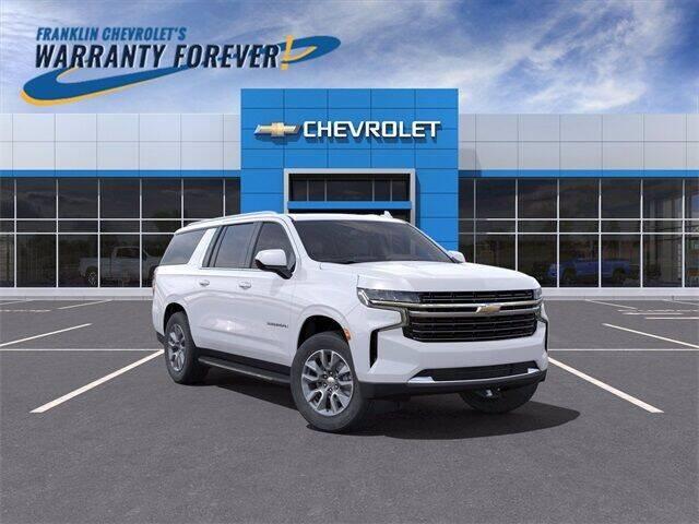 2021 Chevrolet Suburban for sale in Statesboro, GA