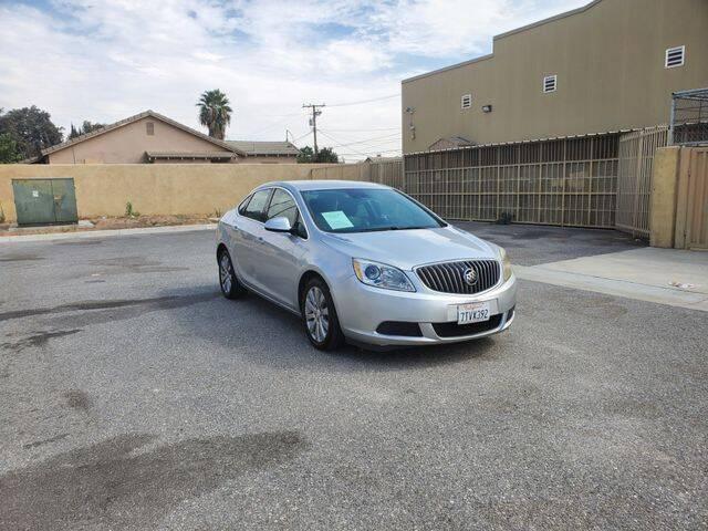 2015 Buick Verano for sale at Silver Star Auto in San Bernardino CA