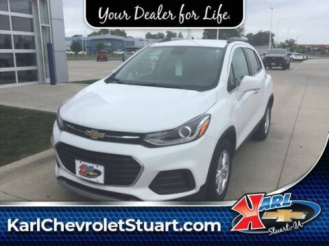 2018 Chevrolet Trax for sale at Karl Pre-Owned in Glidden IA