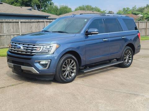 2019 Ford Expedition for sale at MOTORSPORTS IMPORTS in Houston TX
