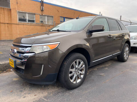 2011 Ford Edge for sale at Abrams Automotive Inc in Cincinnati OH