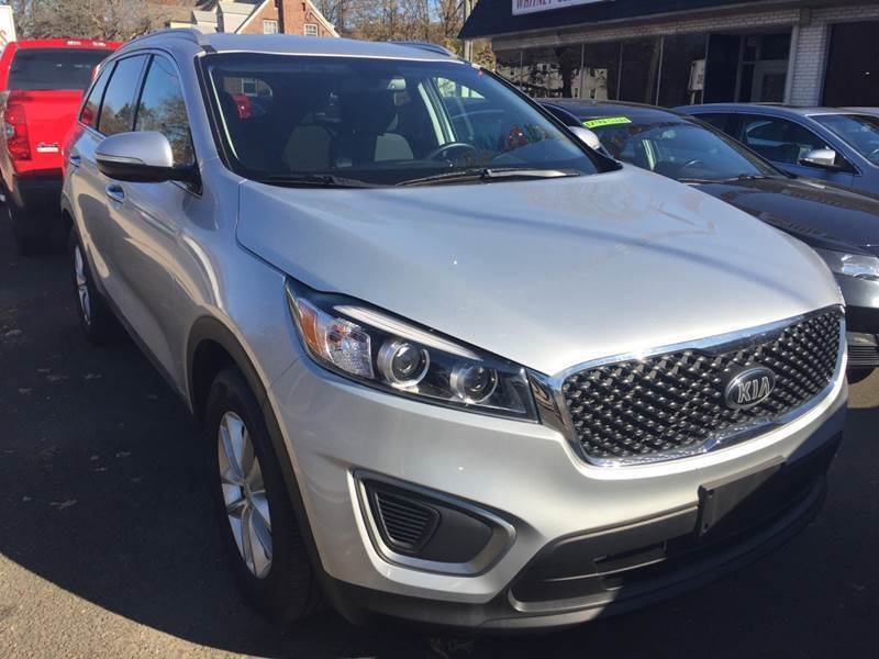 2016 Kia Sorento for sale at MELILLO MOTORS INC in North Haven CT