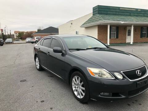2006 Lexus GS 300 for sale at PREMIER AUTO SALES in Martinsburg WV