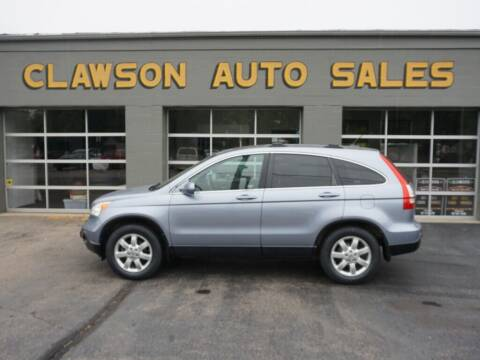 2008 Honda CR-V for sale at Clawson Auto Sales in Clawson MI