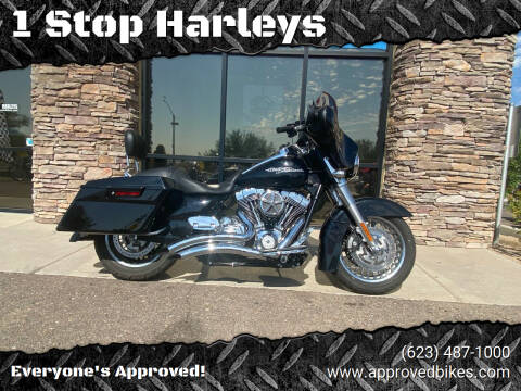 2012 Harley-Davidson FLHX Street Glide for sale at 1 Stop Harleys in Peoria AZ