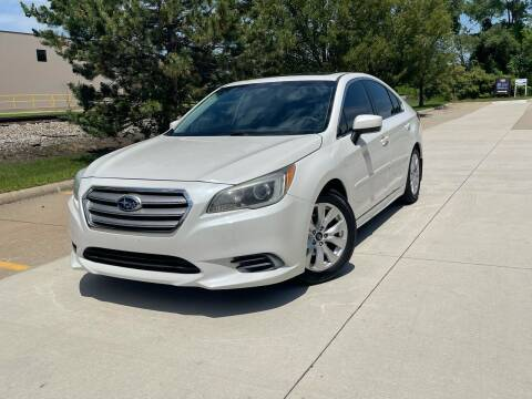 2015 Subaru Legacy for sale at A & R Auto Sale in Sterling Heights MI
