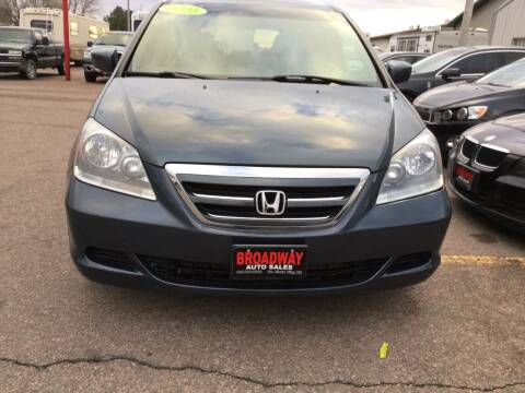 2005 Honda Odyssey for sale at Broadway Auto Sales in South Sioux City NE