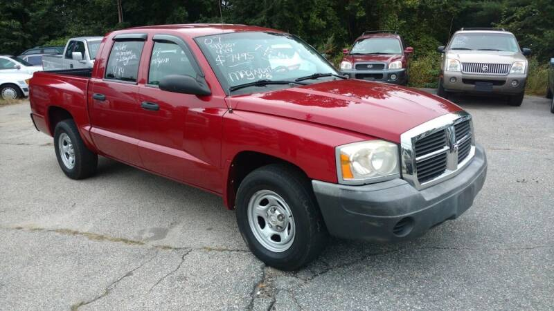 2007 Dodge Dakota for sale at Auto Brokers of Milford in Milford NH