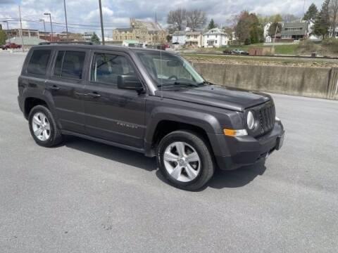 2016 Jeep Patriot for sale at USA Auto Inc in Mesa AZ