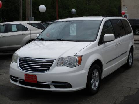 2011 Chrysler Town and Country for sale at Bill Leggett Automotive, Inc. in Columbus OH