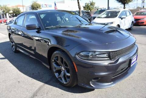 2019 Dodge Charger for sale at DIAMOND VALLEY HONDA in Hemet CA