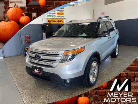 2014 Ford Explorer for sale at Meyer Motors in Plymouth WI