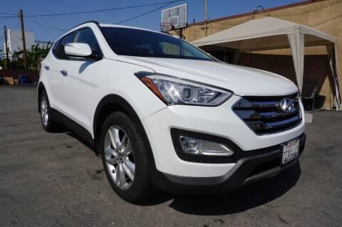 2013 Hyundai Santa Fe Sport for sale at Win Motors Inc. in Los Angeles CA