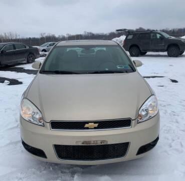 2012 Chevrolet Impala for sale at Five Star Auto Center in Detroit MI