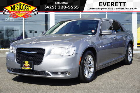 2017 Chrysler 300 for sale at West Coast Auto Works in Edmonds WA